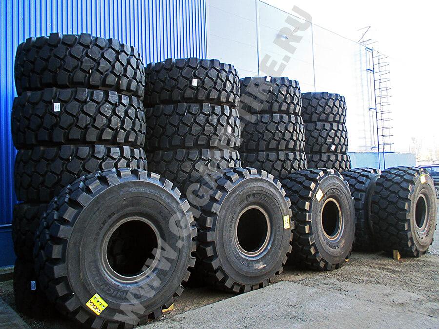 29.5R25 Michelin X-SUPER TERRAIN+ OTR tires | New and used ...