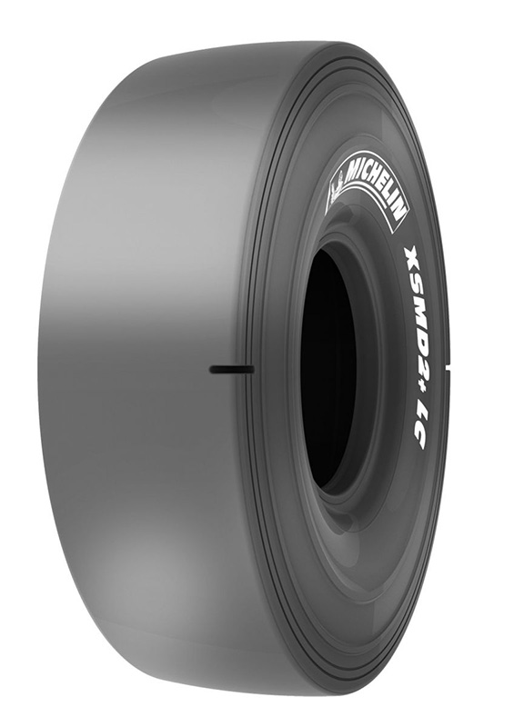 Michelin XSM D2+ LC tire