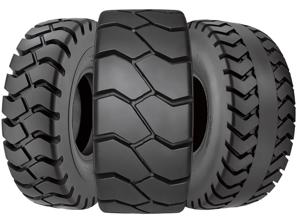 New Yokohama Y67 OTR tires
