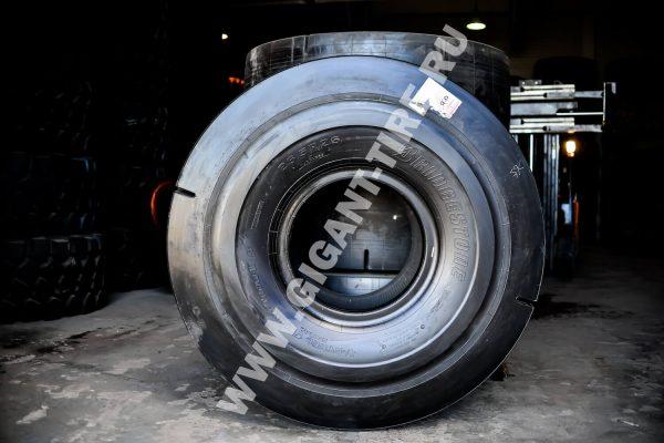 OTR tire Bridgestone 26.5R25 VSMS