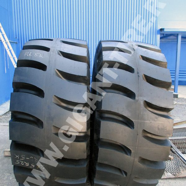 OTR tire Goodyear 26.5R25 RL-5K