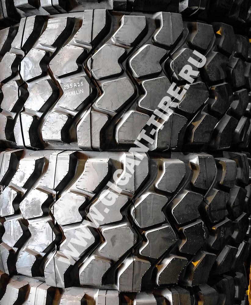 OTR tire 29.5R25 Michelin XADN+