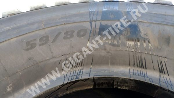 59/80R63 Michelin XDR2 OTR tire
